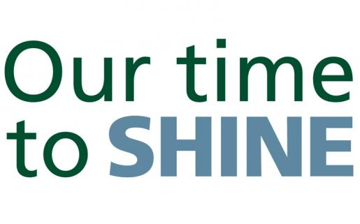 'Our Time to Shine' University-wide dialogues begin