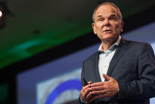 Don Tapscott Installed as Trent's Eleventh Chancellor during June 7 Convocation Ceremony