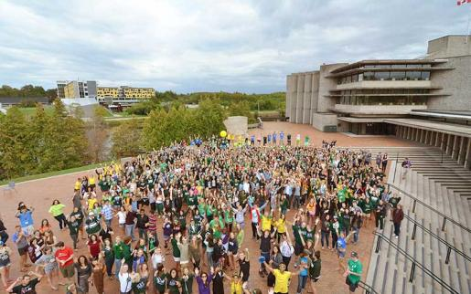 Trent Welcomes 2,000 New Students