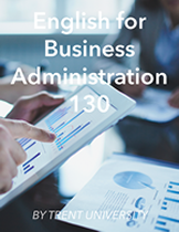 English for Business Administration 130