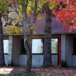 exterior of Otonabee College residence