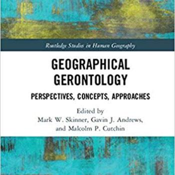 The cover of Geographical Gerontology