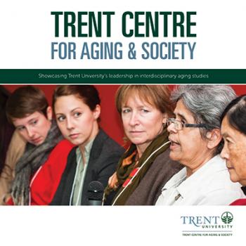 Cover of Aging Brochure