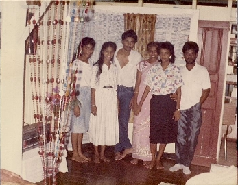 Image of Dr. Suresh and friends