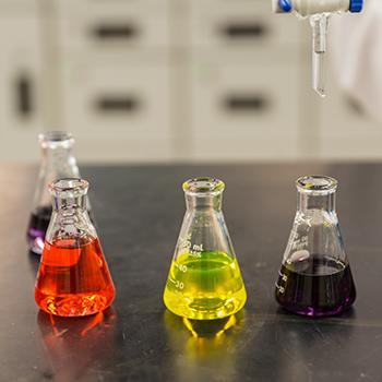 Positions in Chemistry