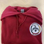 red gzowski hoodie version 2