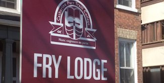 Fry Lodge at Traill College