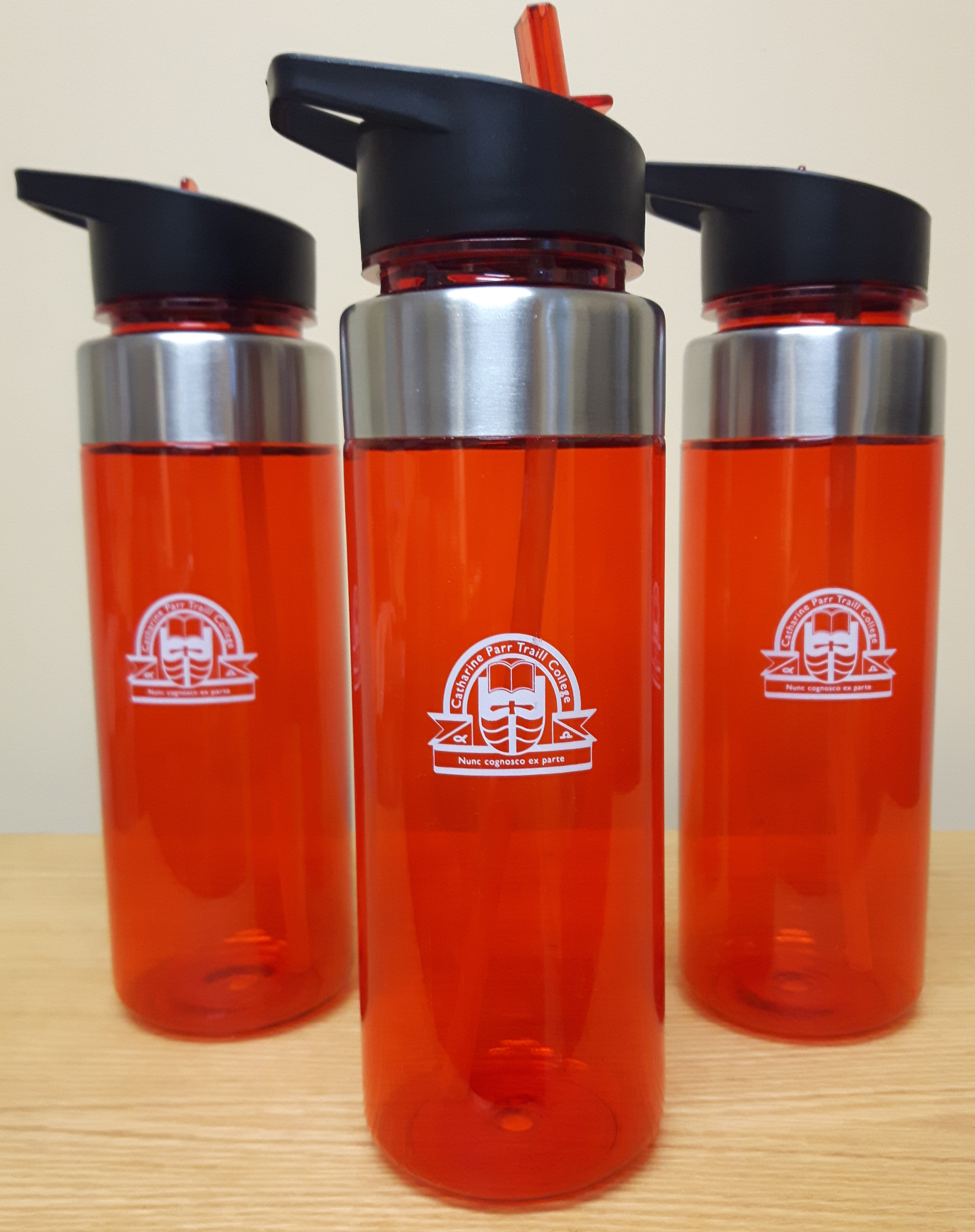 Traill Red Waterbottle