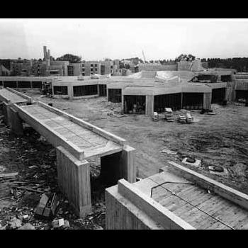 Construction of Lady Eaton College