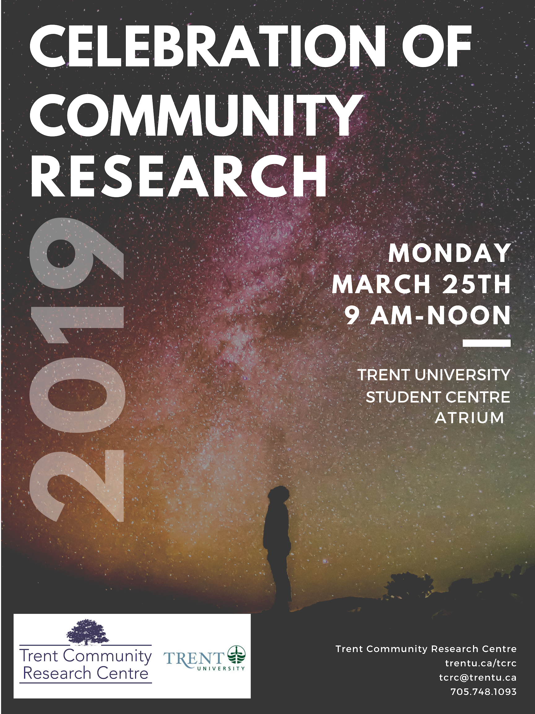 Celebration of Research Poster