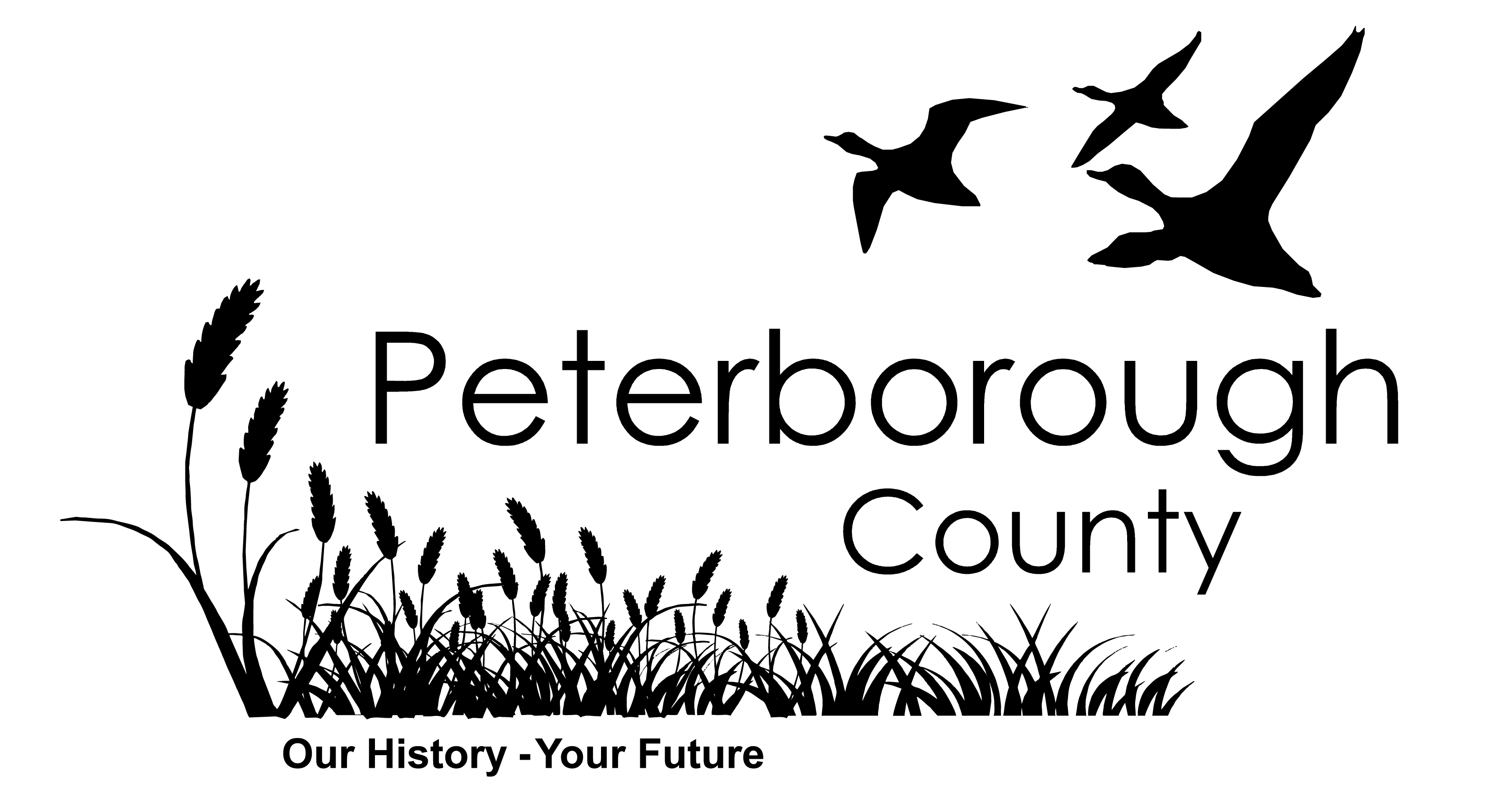 County of Peterborough Logo