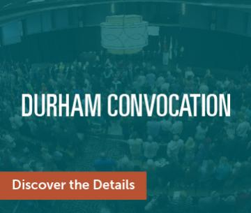 Durham-GTA convocation details