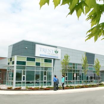 Exterior of Durham GTA campus