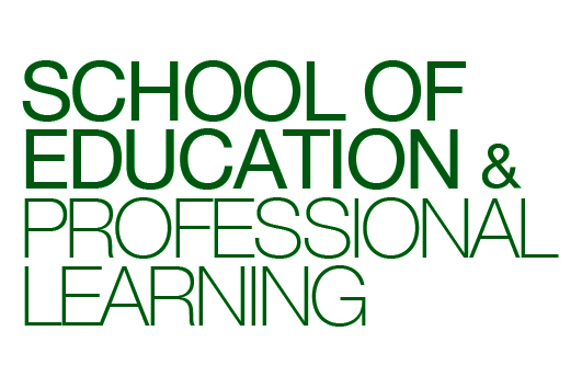 Image of School of Education & Professional Learning Logo
