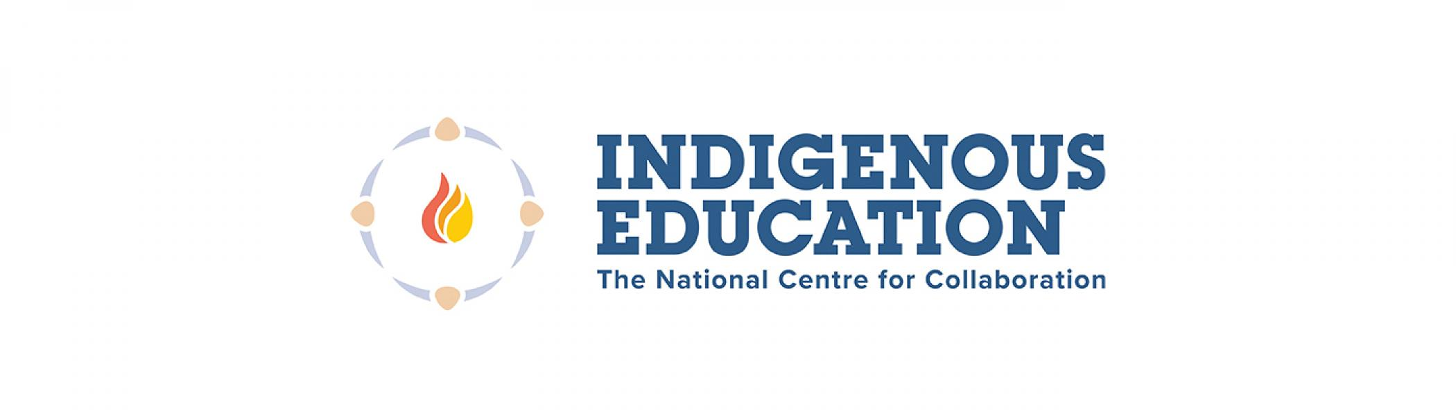 text that says Indigenous Education
