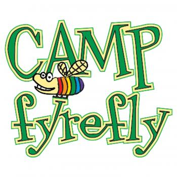 Logo for Camp fYrefly