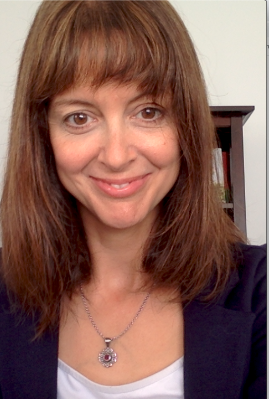 Photo of Dr. Kelly McGuire
