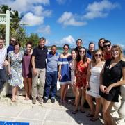 Picture of students in Barbados