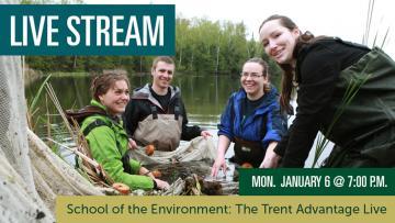 School of the Environment - Live Stream
