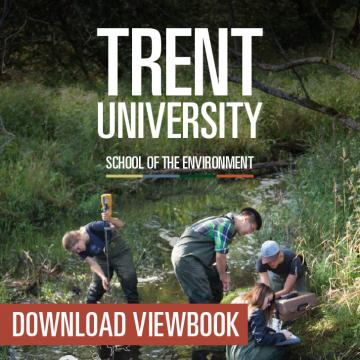 School of the Environment Viewbook