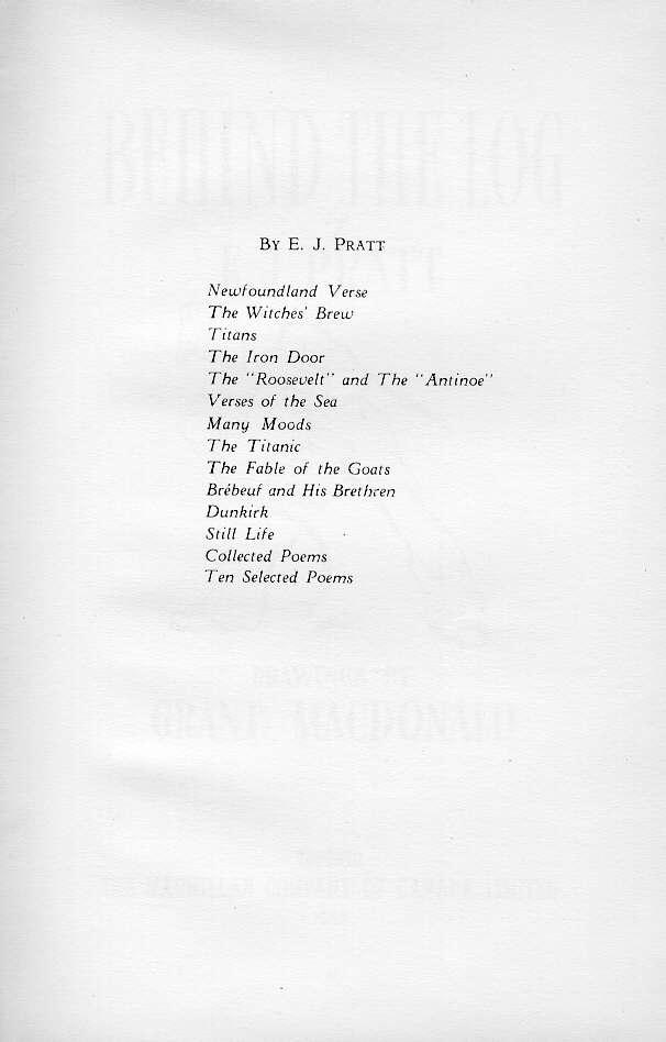 pratt letters  biographies