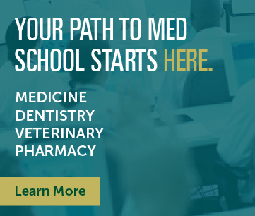 Your Path to Med School Starts Here