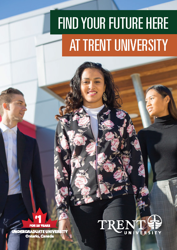 Trent International brochure for South Asia