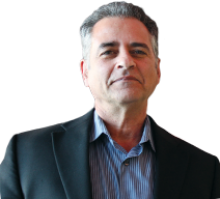 Dr. Asaf Zohar head and shoulders profile photo against a clear background
