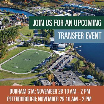 Join Us for an Upcoming Transfer Event