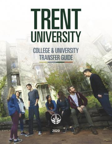 2020 Transfer Guide - College & University Brochure