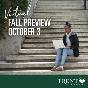 Virtual Fall Preview - October 3