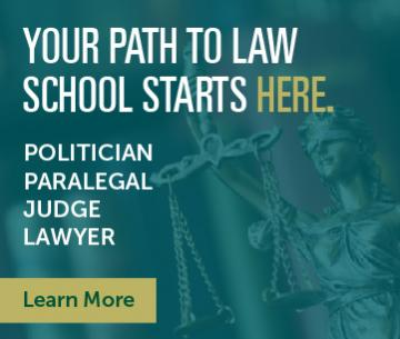 Your Path to Law School Starts Here