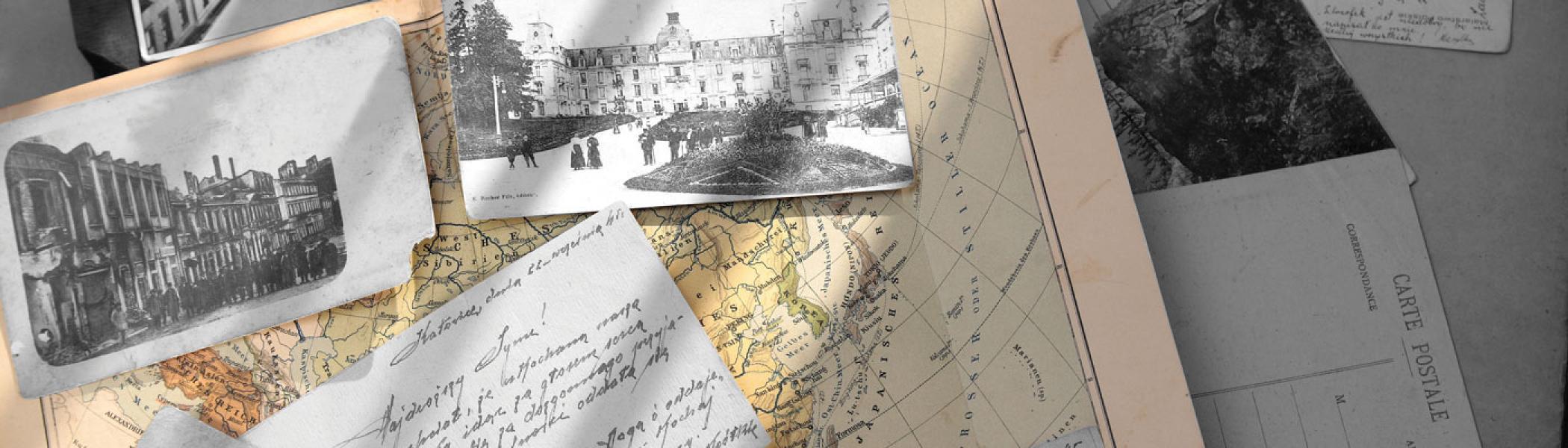 History documents