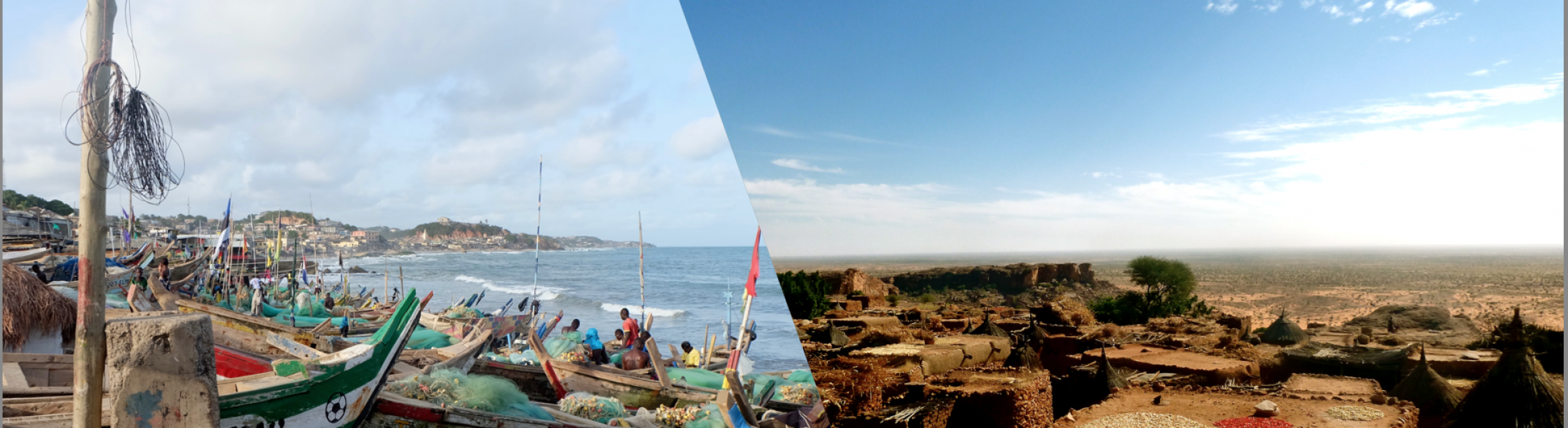 North and South Ghana banner photo
