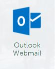 Outlook Webmail Icon