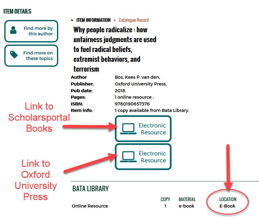 New E-Books from Oxford University Press | Trent University