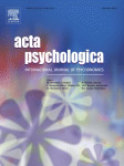 Cover image of Acta Psychologica