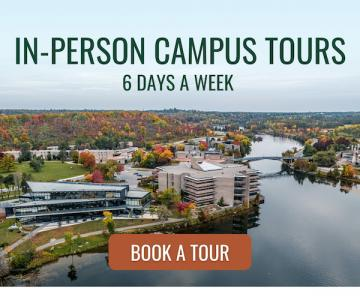In-Person Campus Tours. 6 Days a Week. Book a Tour.