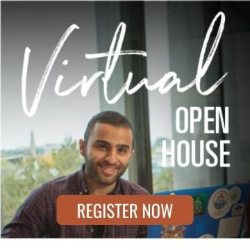 Virtual Open House - Register Now