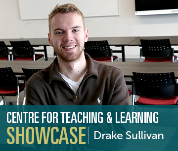 Showcasing Excellence - Drake Sullivan