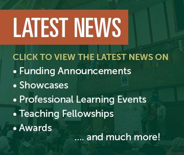 Latest News on funding, events, showcases, awards and more