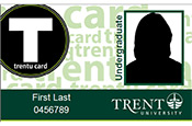 Image of TrentU Card