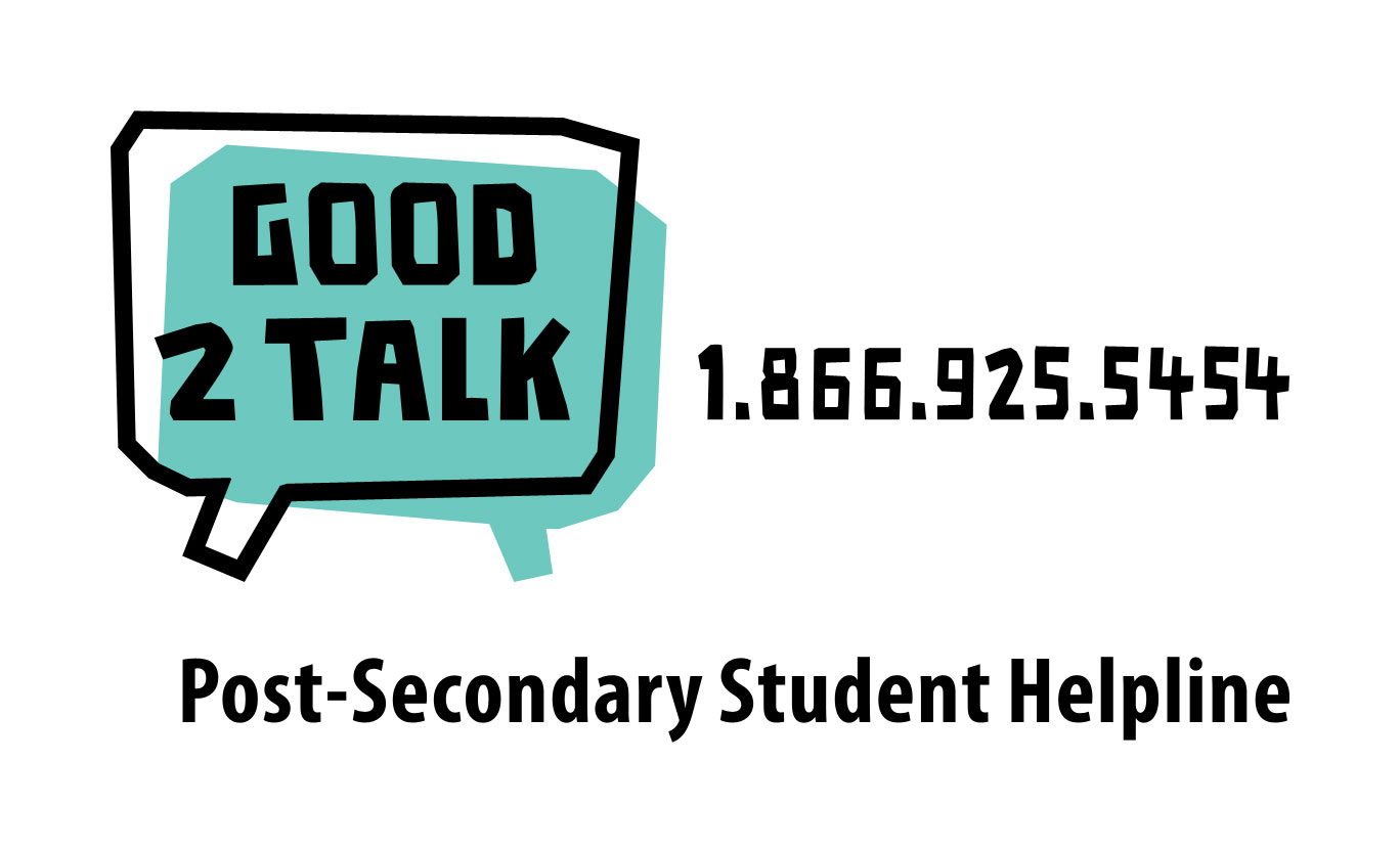 Good2Talk Logo - 1-866-925-5454