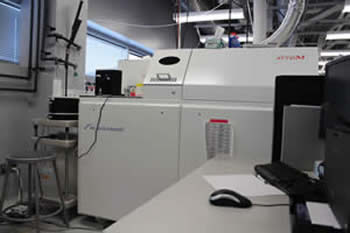 Image of the Nu (Attom) High Resolution (HR) ICP-MS, a high-grade lab instrument