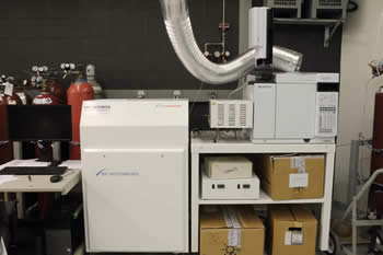 Image of the Nu Horizon CF-IRMS lab equipment